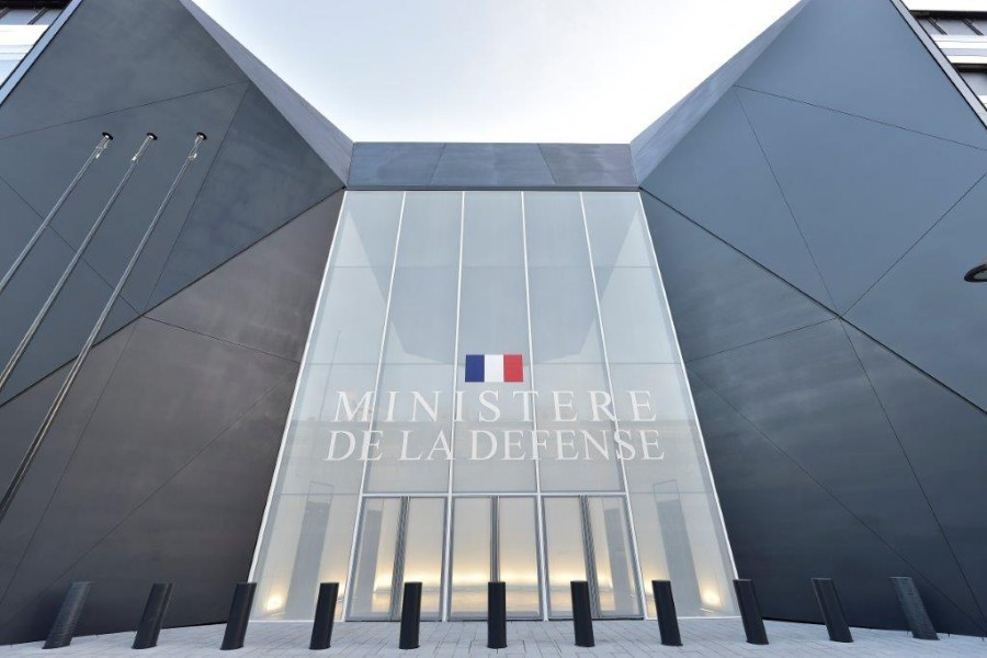 L p e vitrage vitrerie habitat abbeville minist re de la d fense chan - Balard ministere de la defense ...