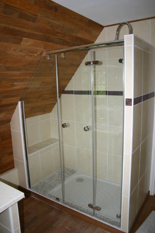 Pare-douche – Salle de bain